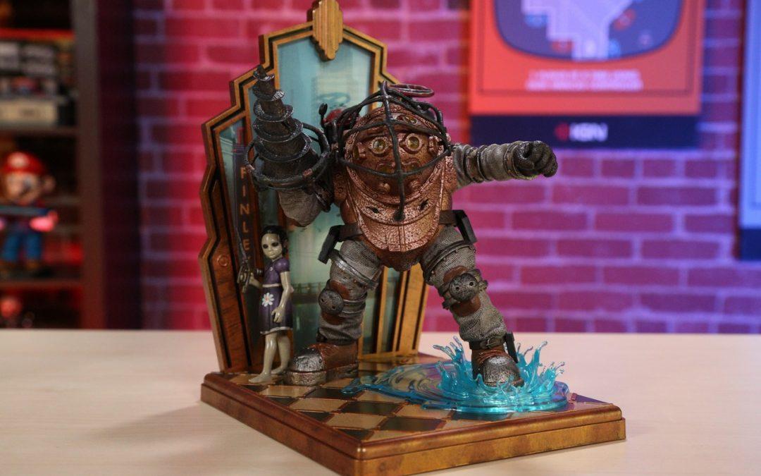 BioShock firar tio med en figur