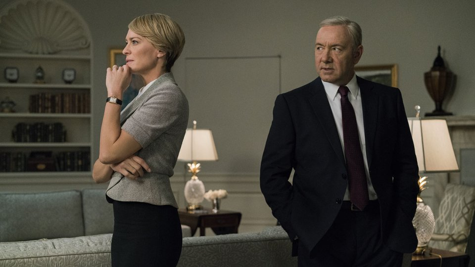 Dags att begrava House of Cards