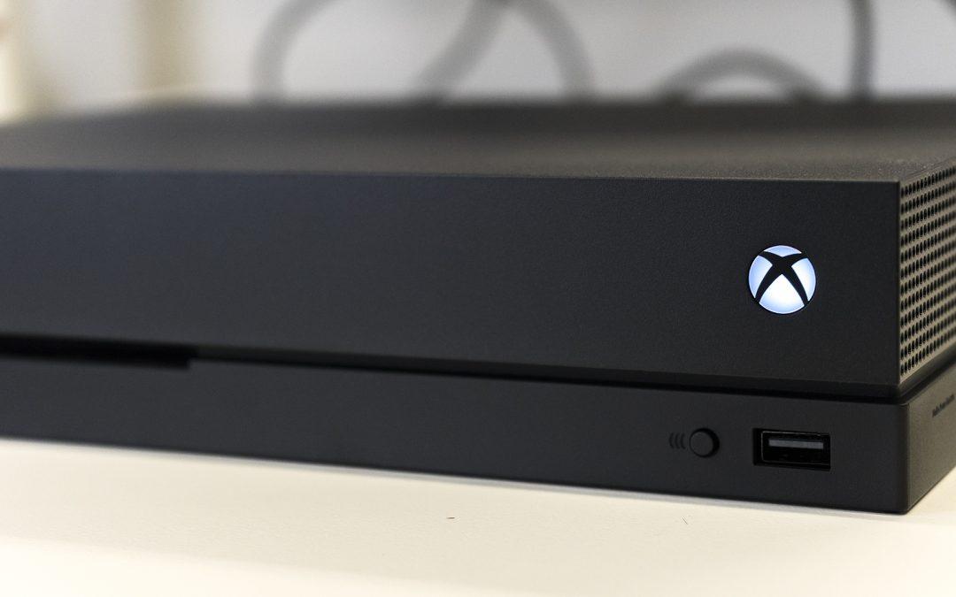 Året med Xbox
