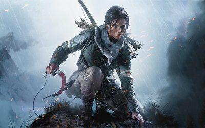 Nytt Tomb Raider släpps 2018