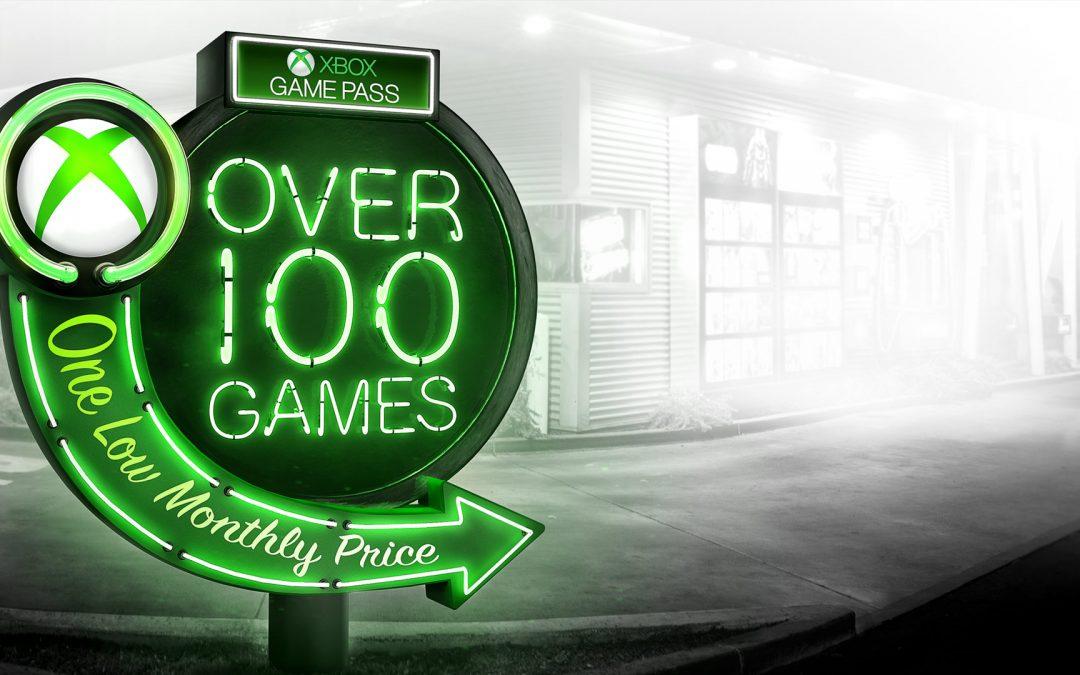 Är Xbox Game Pass framtiden?