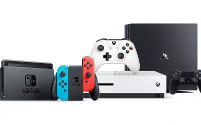 NPD: PS4 bara trea i december
