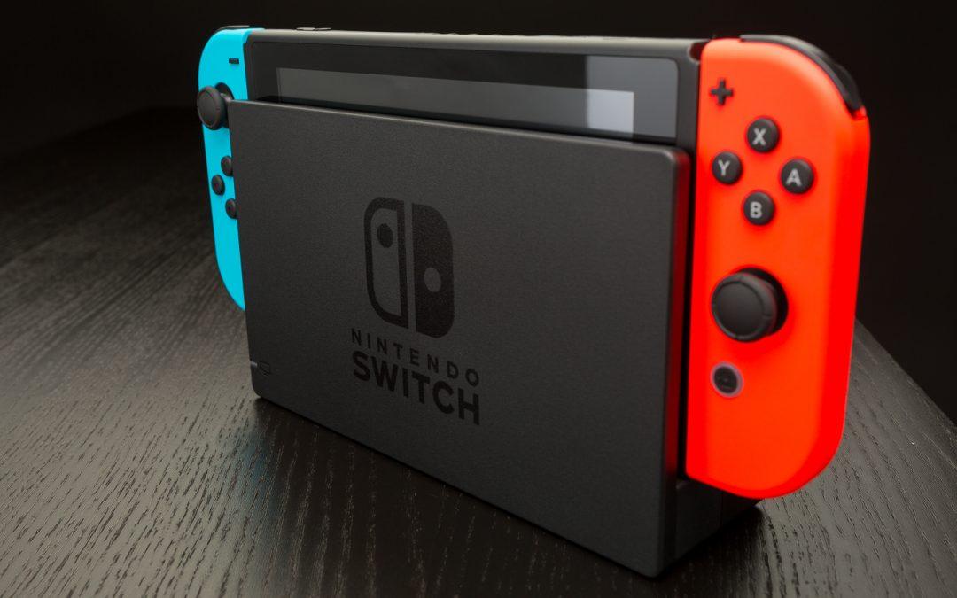 Switch är på väg att bli intressant