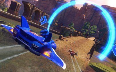 Alltmer tyder på ett nytt Sonic Racing