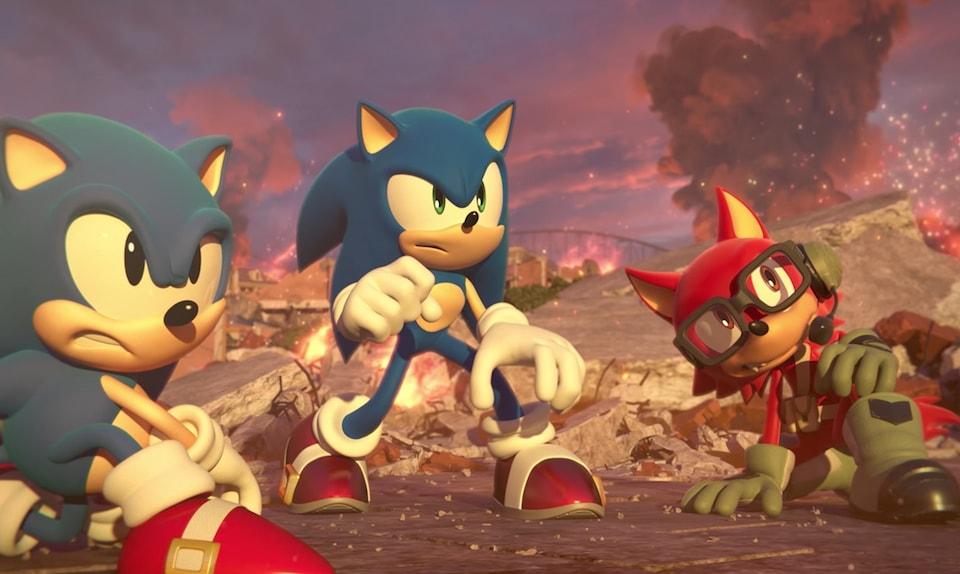 Folk köpte tydligen Sonic Forces