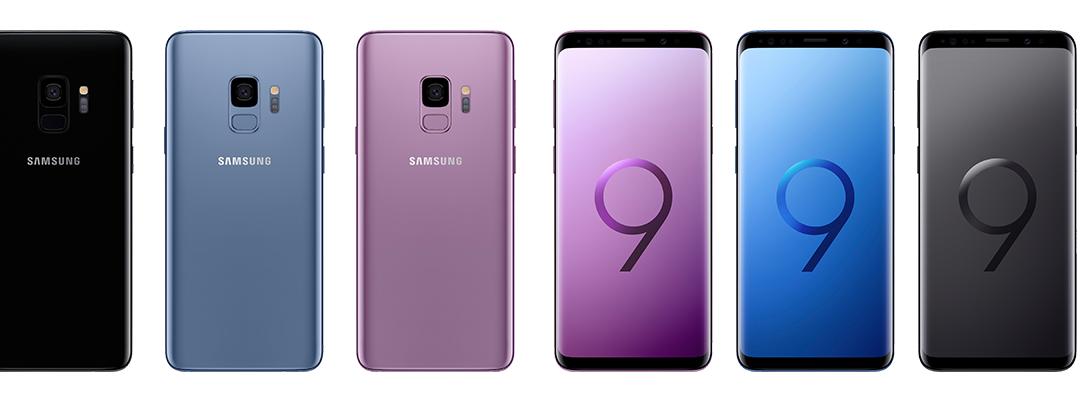 Det här är Samsung Galaxy S9
