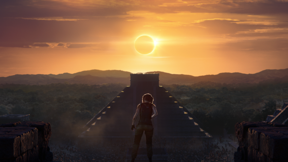 Shadow of the Tomb Raider avtäckt