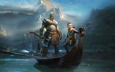 God of War kan vara årets spel