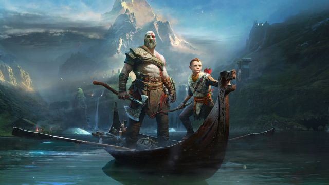 God of War kan vara årets spel