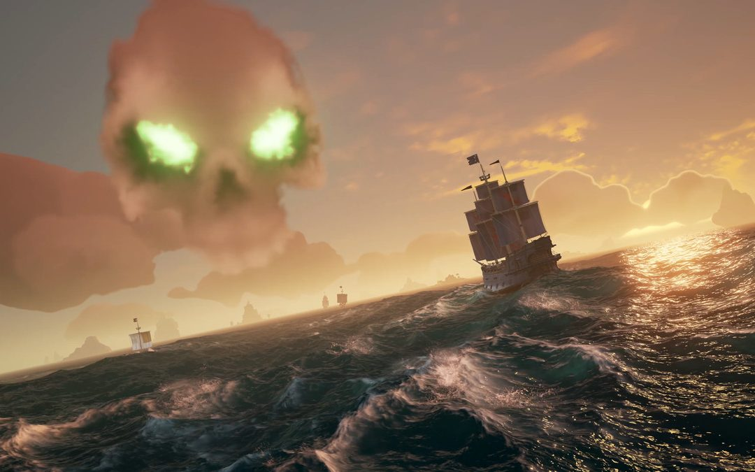 NPD: Tokbra start för Sea of Thieves