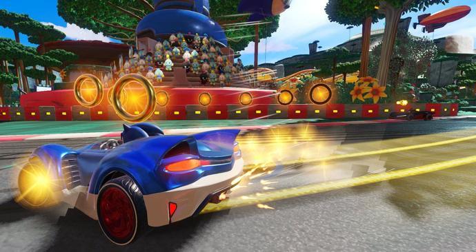 Ett nytt Sonic Racing närmar sig…