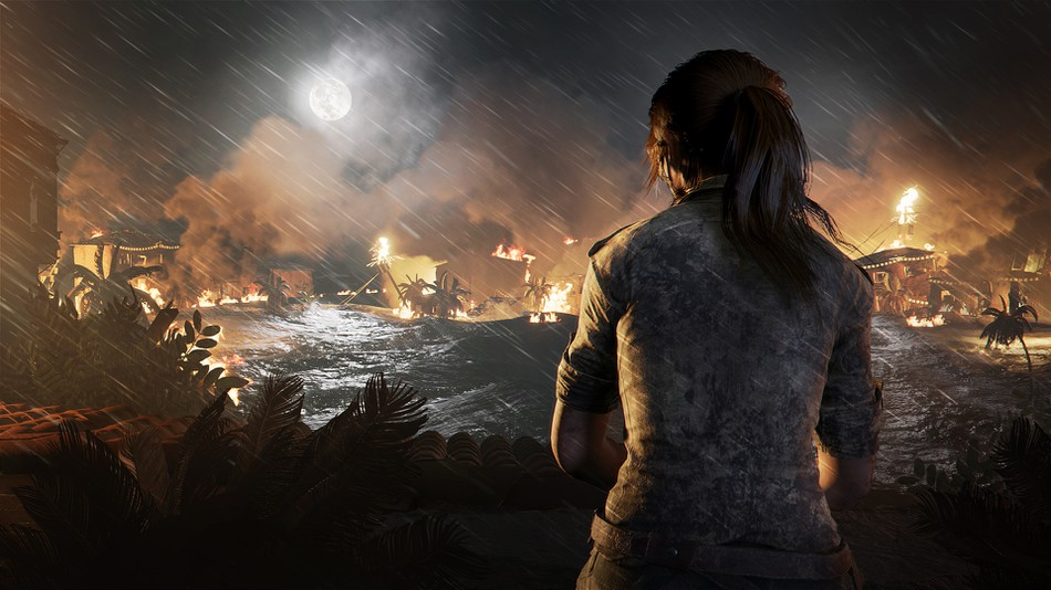 Blir Shadow of the Tomb Raider bäst hittills?