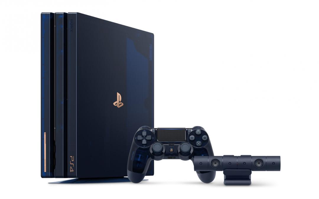 Sony firar 500 miljoner sålda PlayStation