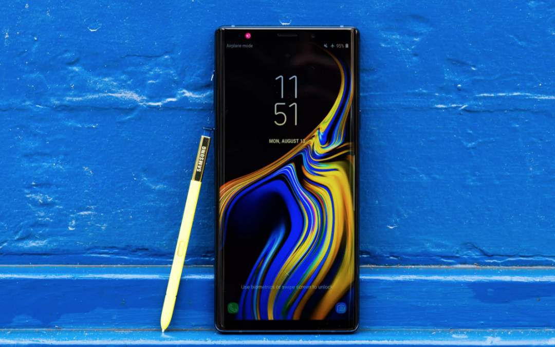 Recension: Så bra är Galaxy Note 9