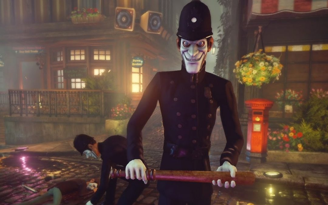 We Happy Few en oslipad diamant?