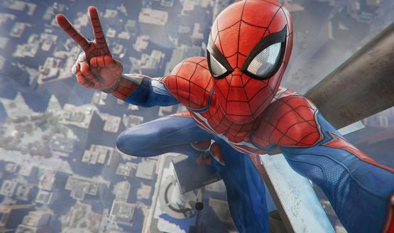 Spider-Man är glödhet