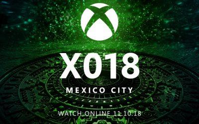 Microsoft visar nya spel i november