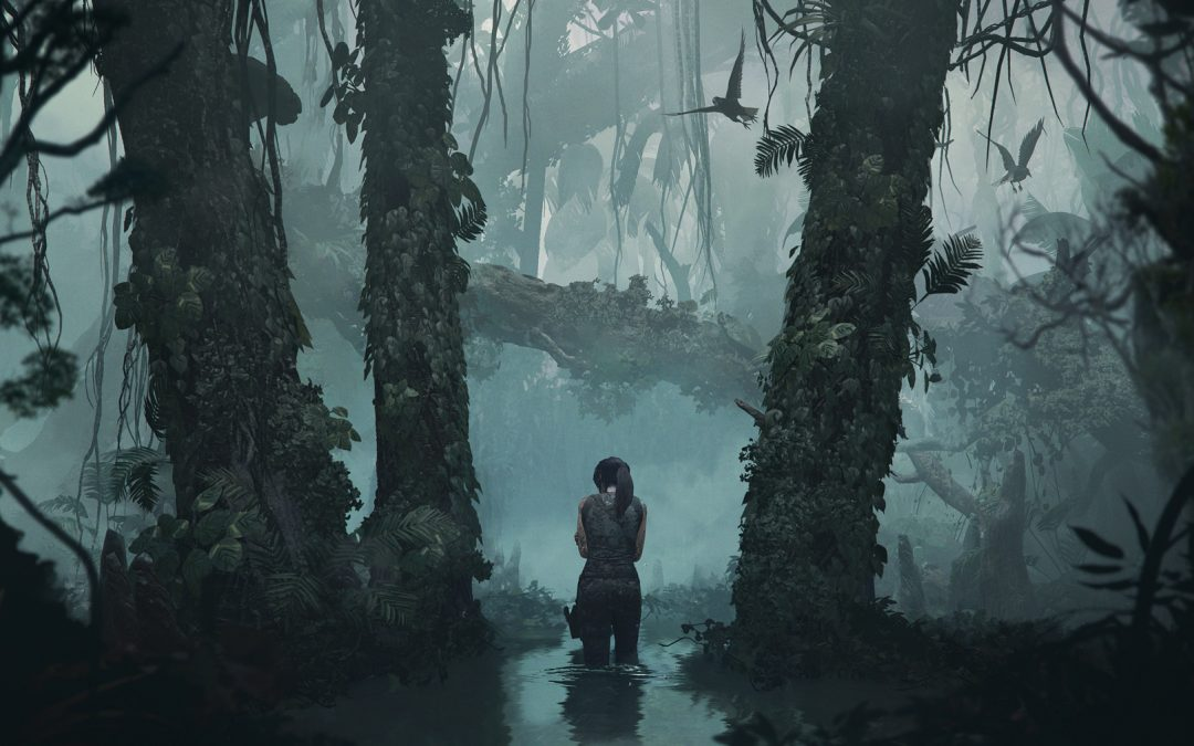 Seg start för Shadow of the Tomb Raider
