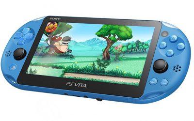 Sony avslutar produktionen av PS Vita