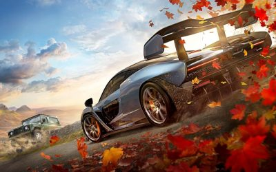 Recension: Forza Horizon 4