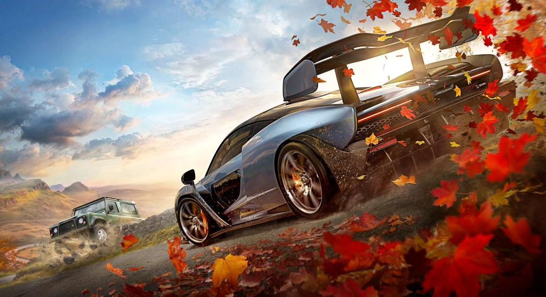 Recension: Forza Horizon 4