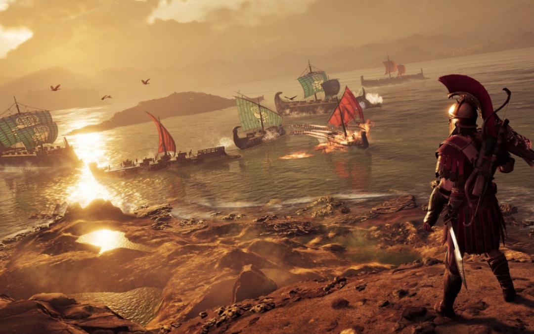 Halvdan öppning för Assassin's Creed