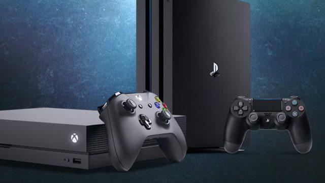 Fem år med PS4 och Xbox One