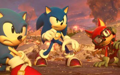 Sonic Forces är en riktig soppa