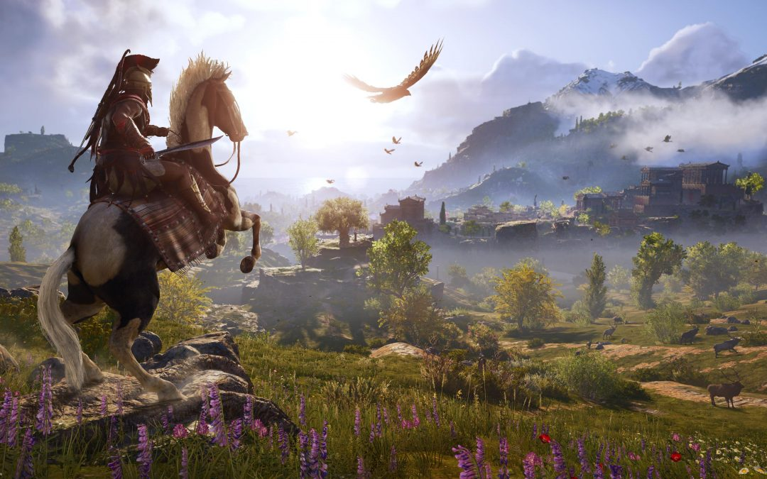 Imponerad av Assassin's Creed Odyssey