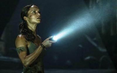 Tomb Raider-filmen går vilse