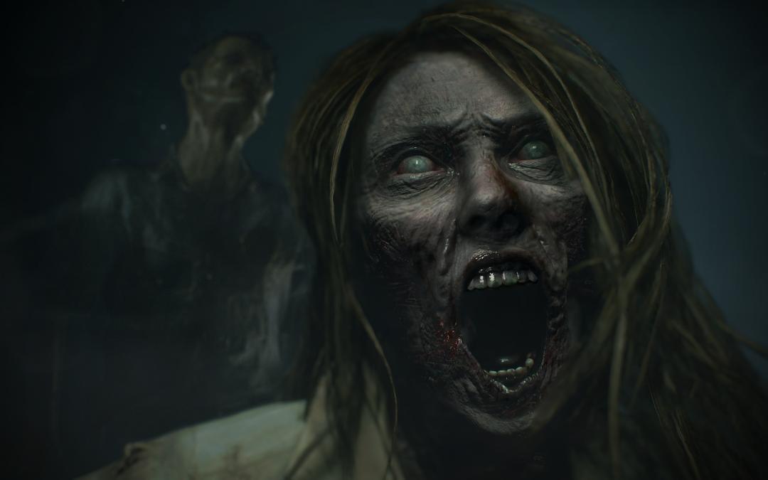 Dags för Resident Evil 2