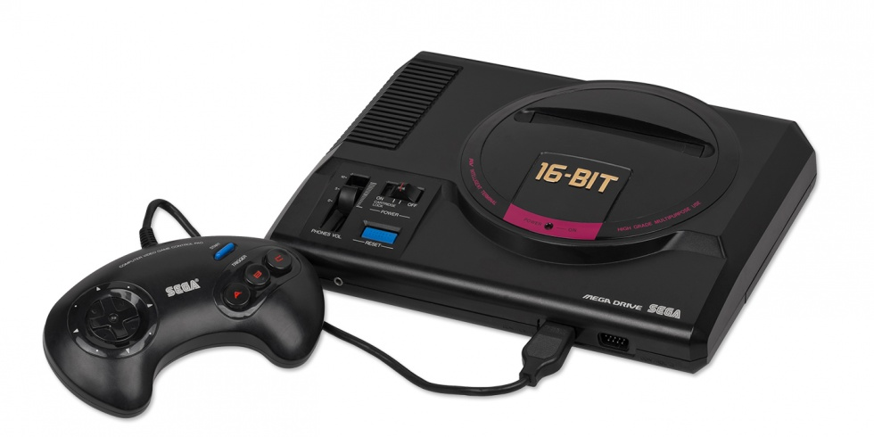 Mega Drive Mini beställd