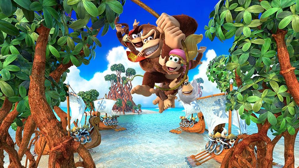 Donkey Kong Country: TF är fantastiskt