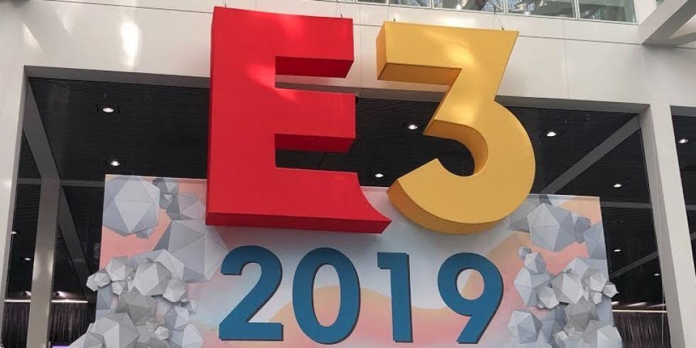 E3 – en mässa på dekis?