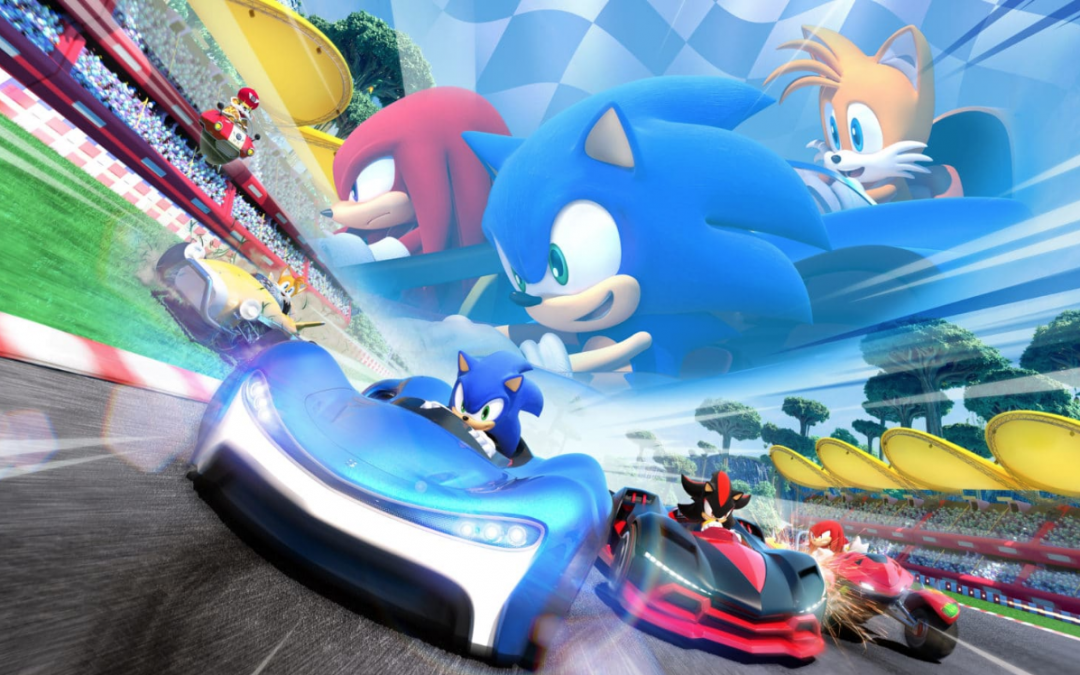 Recension: Team Sonic Racing