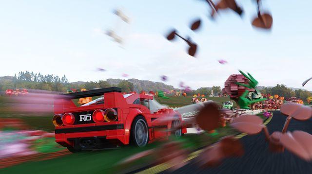 Lego-Forza imponerar
