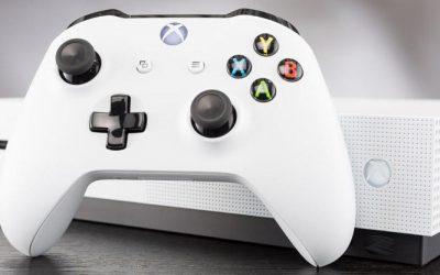 Jag börjar bli klar med Xbox One