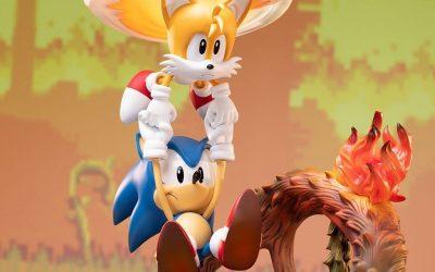 F4F presenterar ny Sonic-figur