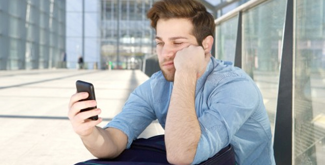 Smarttelefonerna har blivit blasé