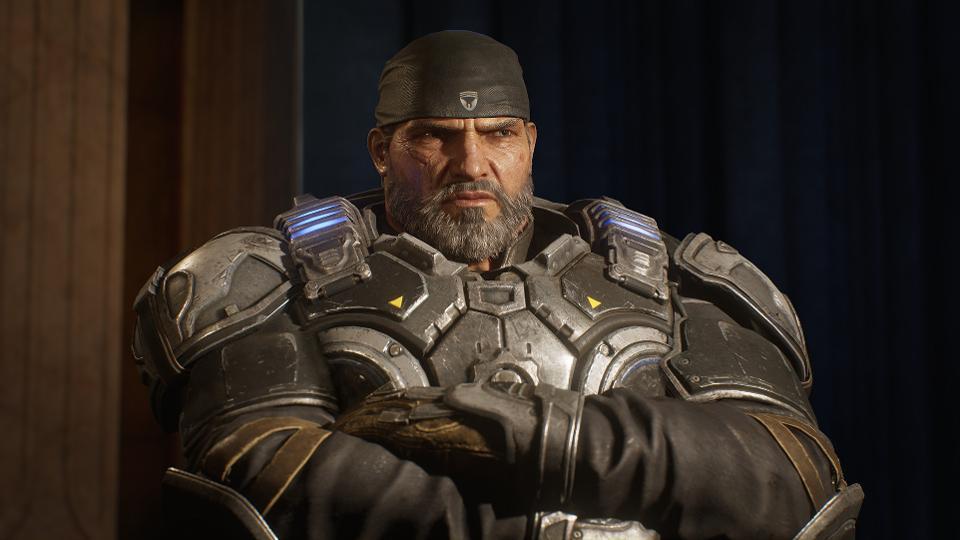 Gears 5 är svinsnyggt