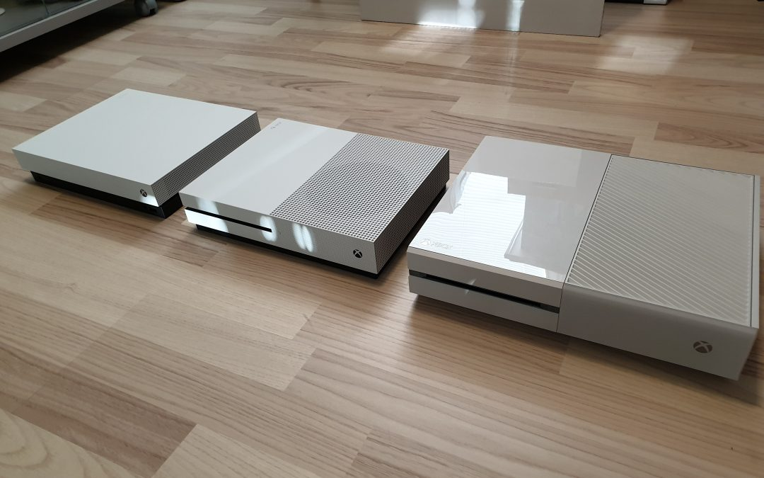 Evolution: Xbox One