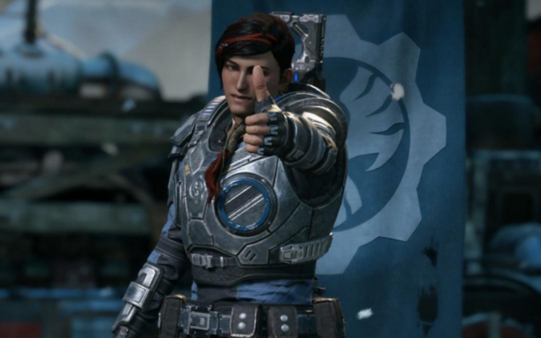 Reflektion: Gears 5