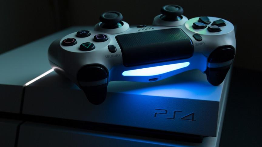 PS4 är nu nummer två