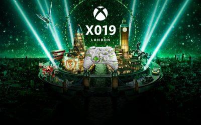 X019 bekräftade att Xbox One går mot pension