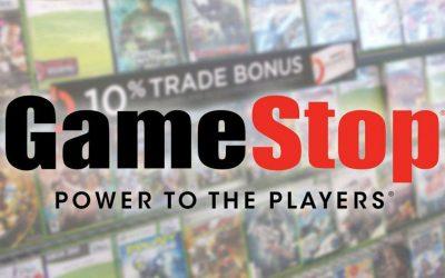 GameStop lägger ned