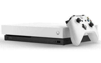 Livet med en Xbox One X