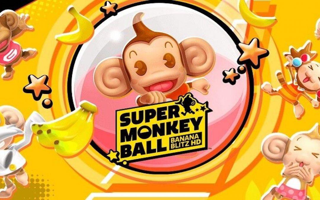 Recension: Super Monkey Ball Banana Blitz HD