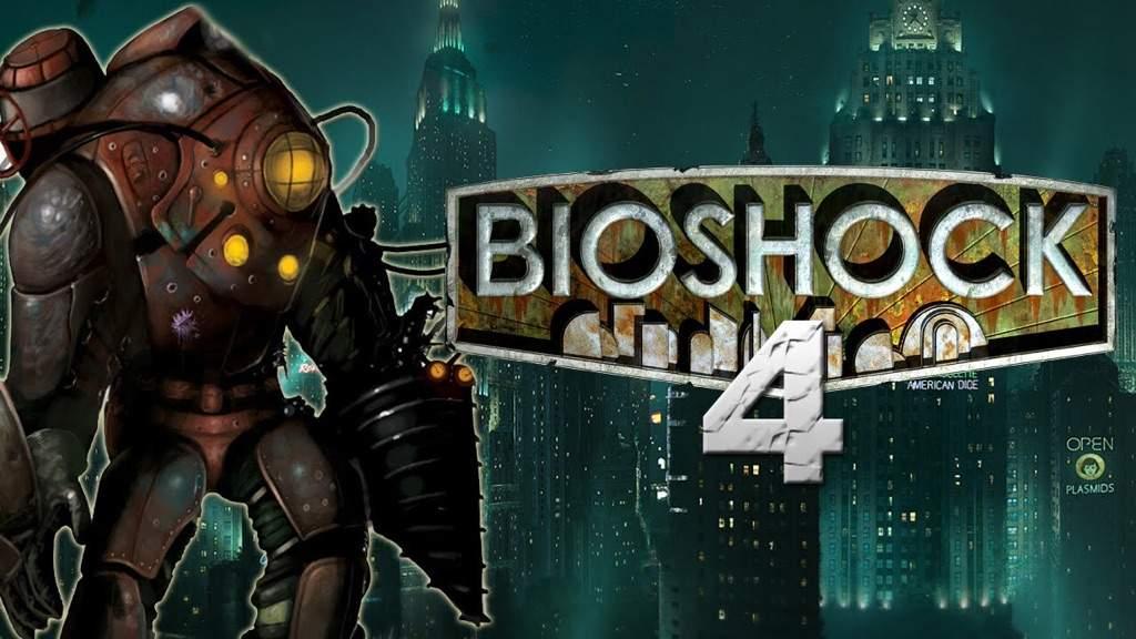 Onda aningar om nya BioShock…