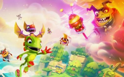 Recension: Yooka-Laylee and the Impossible Lair