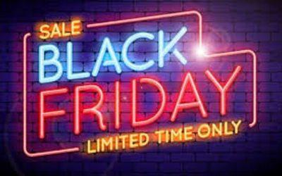 Black Friday-fynd